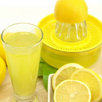 سم زدایی با آب لیمو