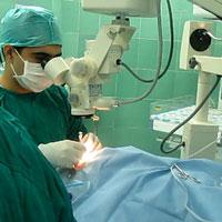 مقصر عفونت چشم بیماران: دستگاه اتاق عمل