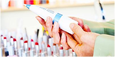 سازنده لوازم آرایش ادعا می کند محصولاتش مزایای دارویی دارد