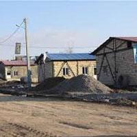 فرماندار ورزقان:خانههای ساختهشده برای زلزلهزدگان قوطیکبریتی است