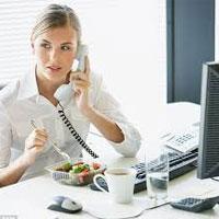 پنج روش برای دور زدن مصایب پشت میز نشینی
