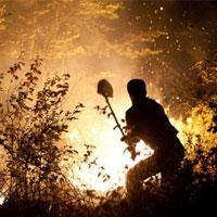 جای خالی هلیکوپترهای آب پاش برای نجات پارک ملی گلستان