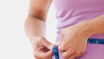 از عوارض کم کاری تیروئید،چاقی و افزایش وزن است.