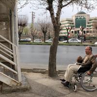 چهره عبوس شهر برای معلولان