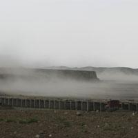 سایه طوفانهای نمکی بر سر کشور