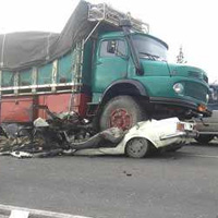 ایرانيها در ميان خطرناكترين رانندگان جهان!