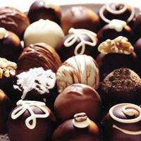 شکلات را تقسیم کنید تا خوشمزهتر شود!