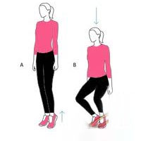 روشهای پرحجم کردن پاهای لاغر