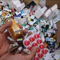 جولان مرگ در بزرگترین داروفروشی تهران