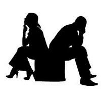 6 نشانه منتهی شدن یک زندگی به طلاق