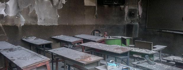 لیست سیاه آتش سوزی در مدارس/حوادث گذشته از ذهن مسئولان پاک شده است؟