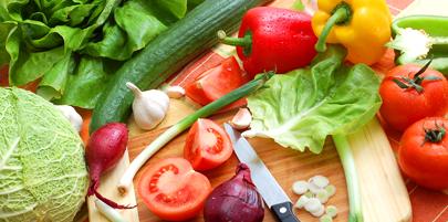 برای کوچک کردن شکم باید یک رژیم غذایی سرشار از فیبر داشته باشید