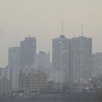 افزایش تراکم ساختمان در تهران مهمترین علت آلودگی هوا