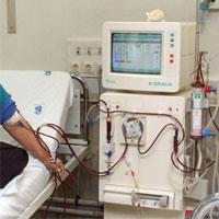 یک سوم تخت های بیمارستانی در اشغال دیالیزی ها