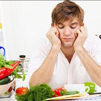 رام کردن تندخویی با سبزیجات