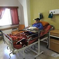 بیمارستان ها در قرق هنرمندان