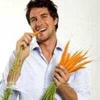 افزایش کیفیت اسپرم با مصرف هویج