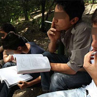 60 درصد دانشآموزان معتاد، «شیشه» مصرف میکنند!