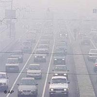 روزانه ۸ تن ذرات معلق از ترافیک شهر تولید می شود