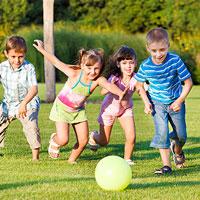 بازی فوتبال برای زیر 12 ساله ها ممنوع