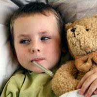 درمان خانگي براي دردهاي بچهها