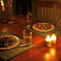 شام را عاشقانه بخورید تا قلبتان درست کار کند