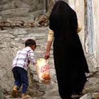 زخم و رنج و غيرت، حکايت زنان سرپرست خانوار