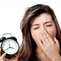عواملی که خواب و بیداری طبیعی بدن را بر هم میزنند