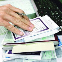 ارسال دفترچه بیمه همگانی به در خانههای افرادی که برای دریافت آن مراجعه نکردهاند
