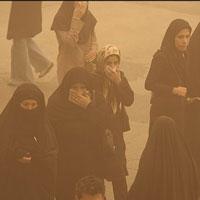 ریزگردها سالانه ٩٠٠میلیارد تومان به خوزستان خسارت میزنند
