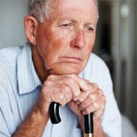 افسردهها زودتر پیر میشوند