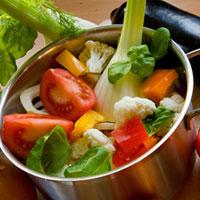 پنج سبزی که پخته آنها مغذی تر است
