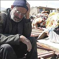 حال و هوای غمانگیز عید در خانه فقرا