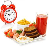تاثیر زمان غذا خوردن بر سلامت قلب