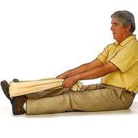 ۳حرکت براي کاهش درد پاشنه