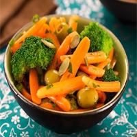 برای مبارزه با چاقی، کلم و هویج بخورید
