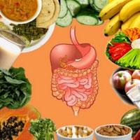 سالم ترین خوراکی ها برای روده