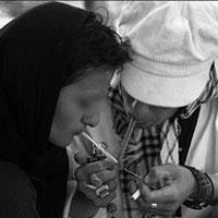 معتادان در روز چقدر مواد دود می کنند؟