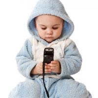 کودکان را از گوشیهای هوشمند دور نگه دارید!