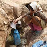 افزایش جمعیت آوارگان آب در ایران