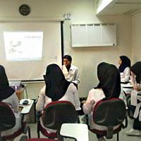 2 واحد آموزش اخلاق پزشکی در دانشگاهها جنبه تئوری و حفظ کردنی دارد