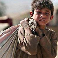بردهکِشی از کودکان افغانستانی در کارگاه شیشهسازی