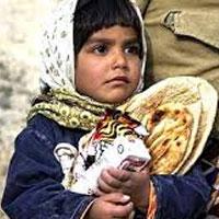 از درد و رنج کودکان دچار سوءتغذیه