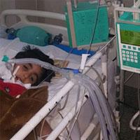 فاجعه در بیمارستان بوشهر،کودک ۵ ساله مرگ مغزی شد