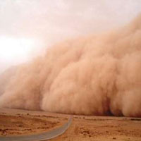 مبارزه با گردوغبار جهانی میشود