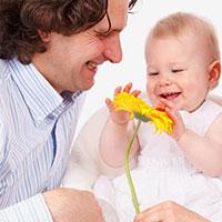 روشهایی برای ارتباط عمیقتر پدران با کوچولوهای خانواده