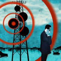 تلفن همراه احتمال بروز سرطان مغز را تقویت می کند