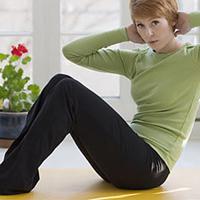 تمریناتی موثر برای کوچک کردن شکم پس از زایمان