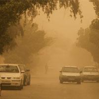 ثبت آلودهترین هوای دنیا در زابل
