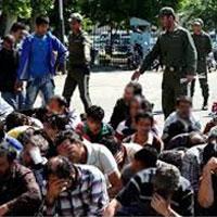 اکثریت معتادان متجاهر جمع آوری شده در تهران شاغل و متاهل هستند
